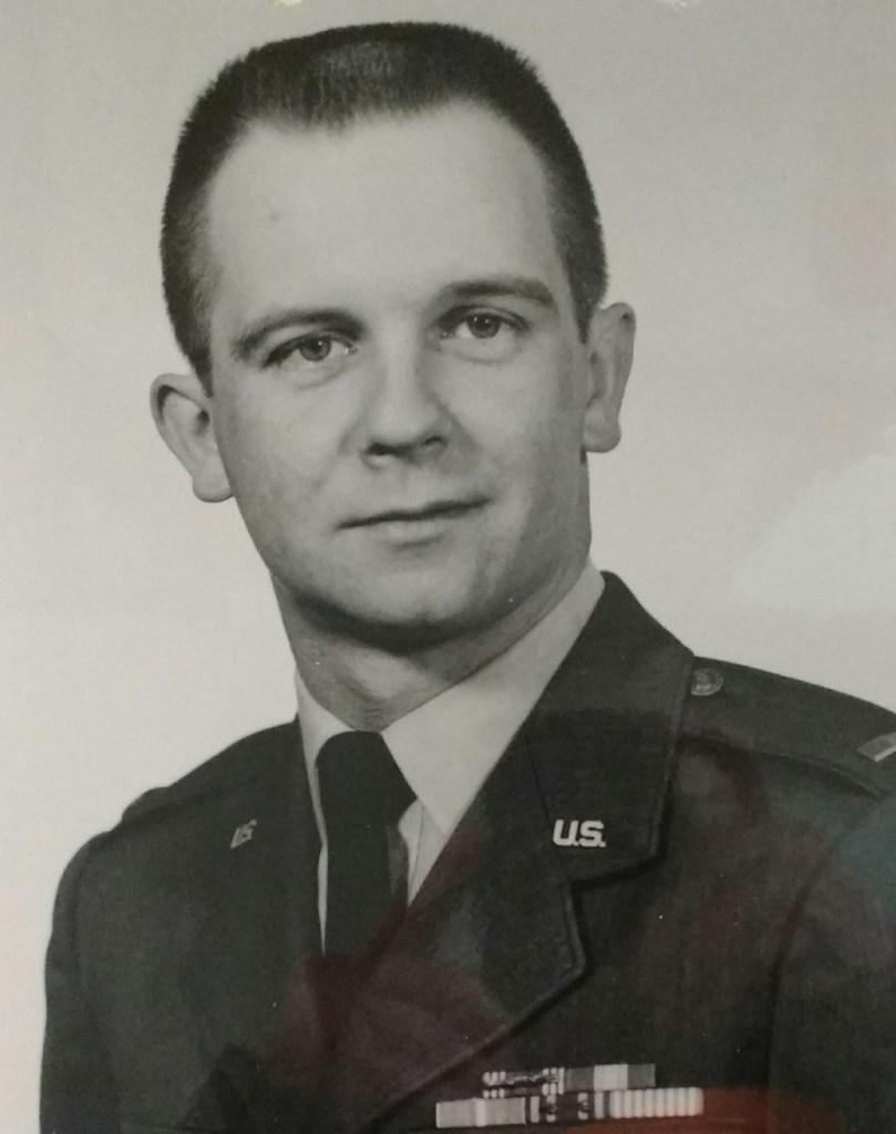 Captain George Robert Crongeyer USAF (Ret.) – October 23, 2019