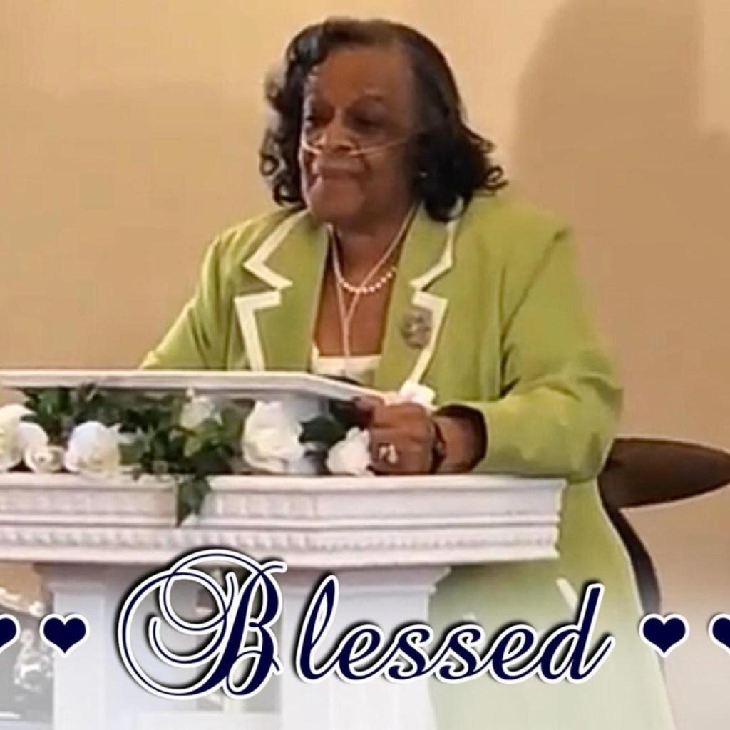 Gladys Henrietta Felder – November 5, 2019