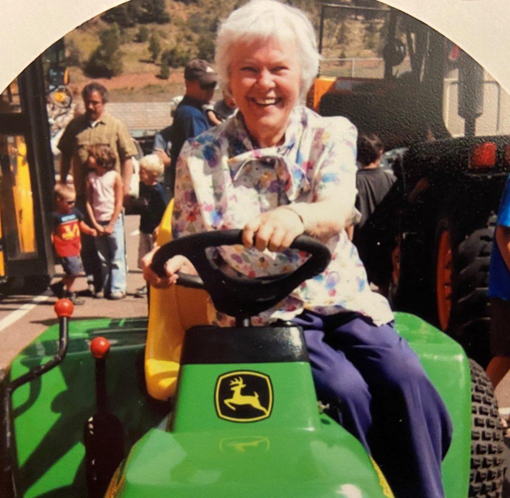 Margaret Brown Morrison – January 13, 2021