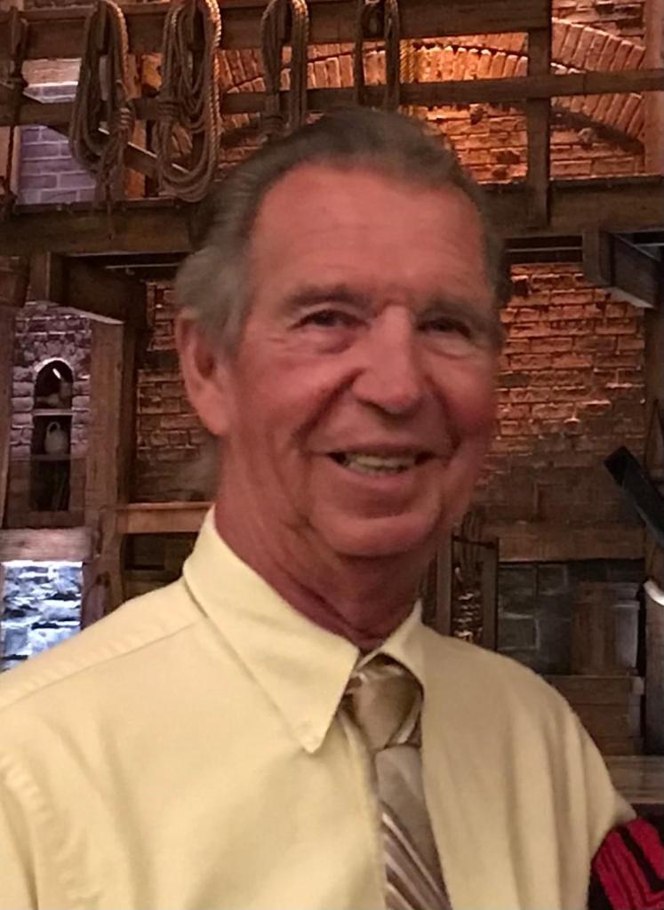 Julius F. Hansen – April 26, 2021