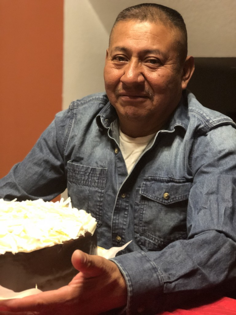 Romualdo Tomatzin Ramirez – April 27, 2021