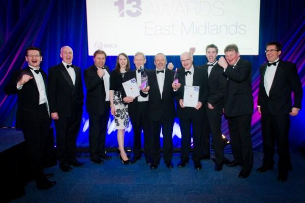 Shropshire construction firm wins top Midlands award ...