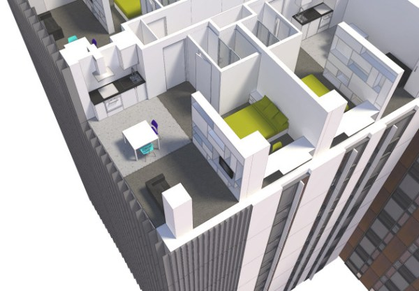 Plans submitted for Shrewsbury student accommodation ...