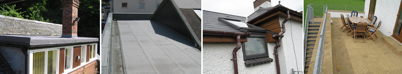 Shropshire Roofing Examples