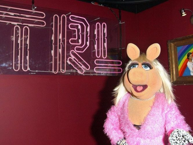 Miss Piggy Angling For Royal Wedding Invitation As Muppets