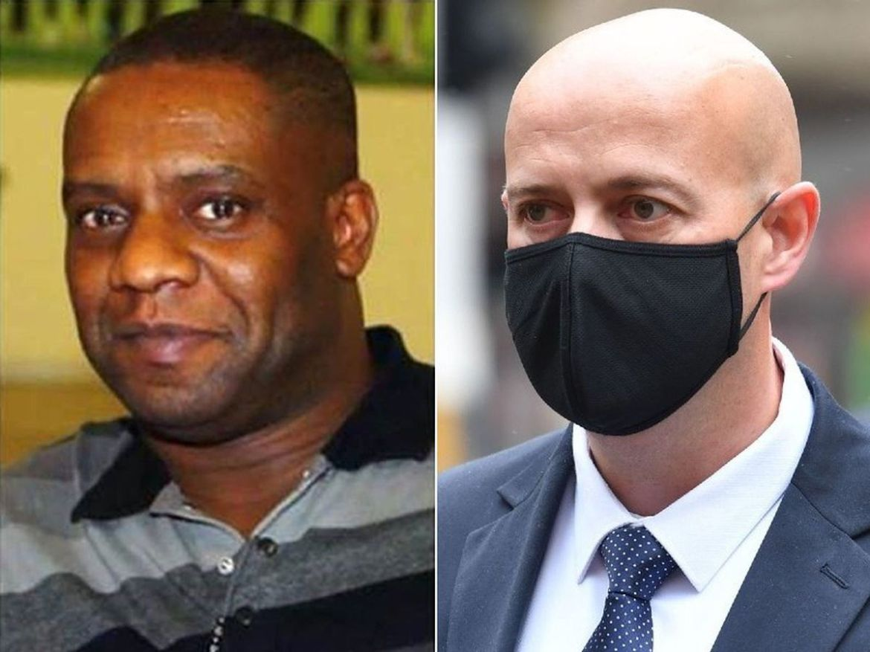 Pc Benjamin Monk jailed for eight years for killing Dalian Atkinson    Shropshire Star