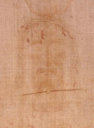 Visage Christ Linceul