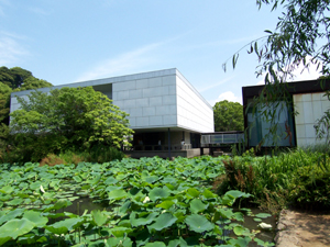 建築家 坂倉準三展 を見る。当時の実施設計図がとても刺激的