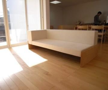 特注家具 はシンプルで温かみのあるデザインです | 川口の白い家