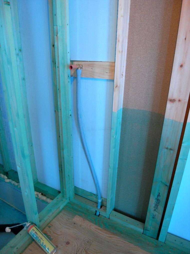 防蟻処理が施された構造用耐力面材