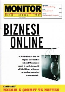 Online Business in Albania