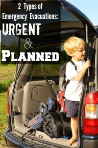 a young child is standing in the back of his minivan with a backpack on looking outside and waiting for his family to come for a summer camping vacation