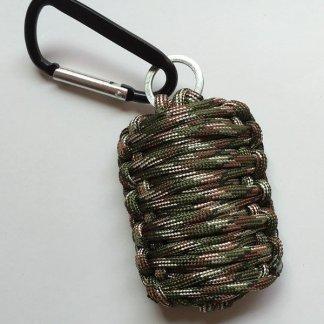 Paracord Grenade Survival Kit 13 pieces