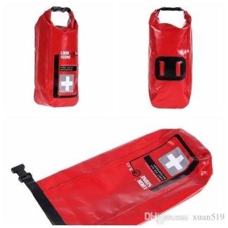 2 Liter Waterproof First Aid Bag