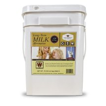 120 Servings of Wise Long-Term Dry Powdered Whey Milk