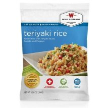Wise Food Company - Teriyaki Rice