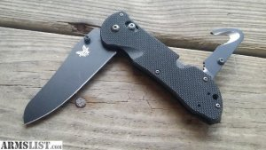 Benchmade 915BK Triage Black
