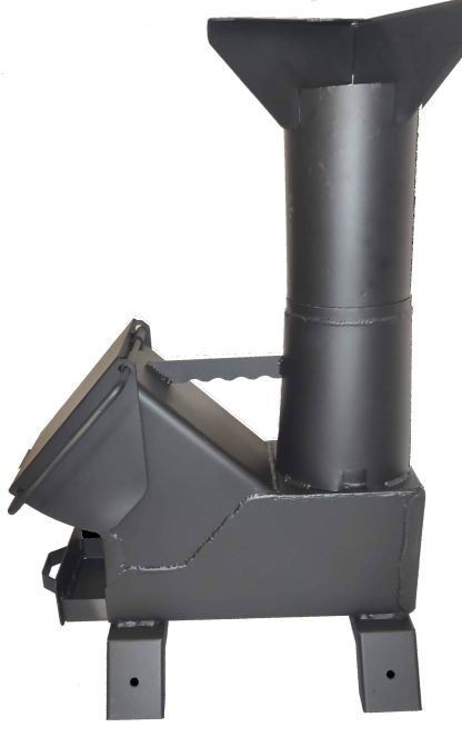 Bullet Proof Rocket Stove Main
