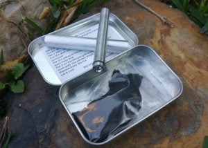 Altoid Tin Fire Piston Kit