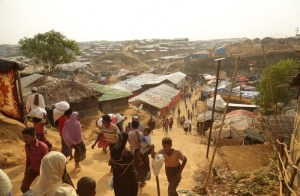 Diphtheria Outbreak Among Rohingya Refugees Enters Third Month