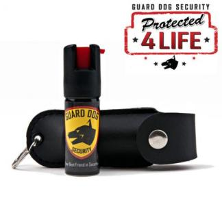 Soft Case Black Pepper Spray