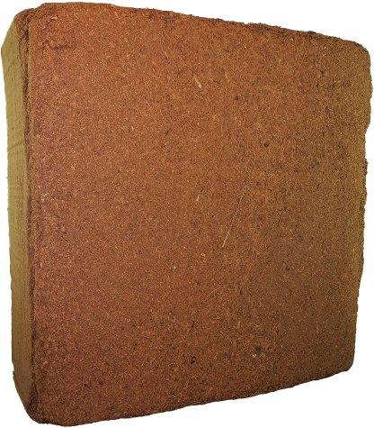 coco coir peat toilet media