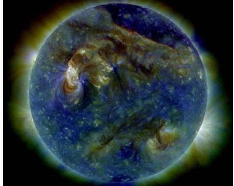 Report: Chance of a Catastrophic Solar Storm Is 1 in 8 ...