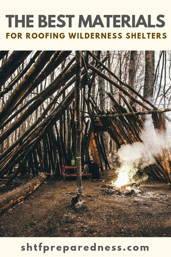 Have you ever built a primitive shelter? There are many ways to build an emergency wilderness shelter.
