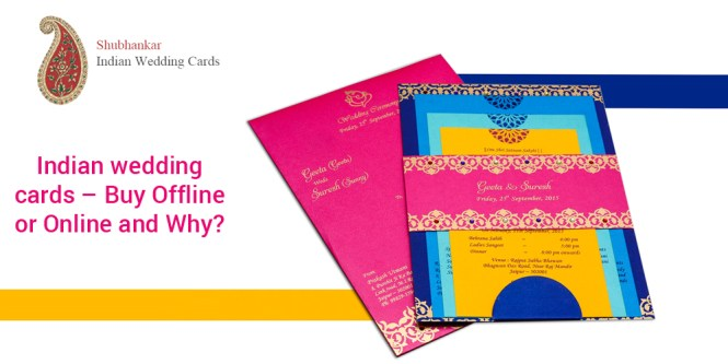 Indian Wedding Invitation Cards Exclusive