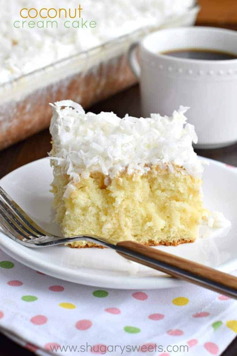 Top Ten Cake Recipes