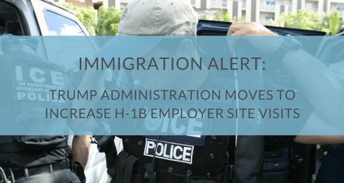 Immigration Alert - Trump Administration Moves to Increase ...