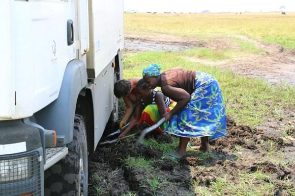 Reisebericht Sambia Teil IV Weltenbummler Shumba