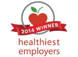 2014 Winner Healthiest Employees