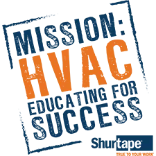 Shurtape Announces Fourth Year of Mission: HVAC Program