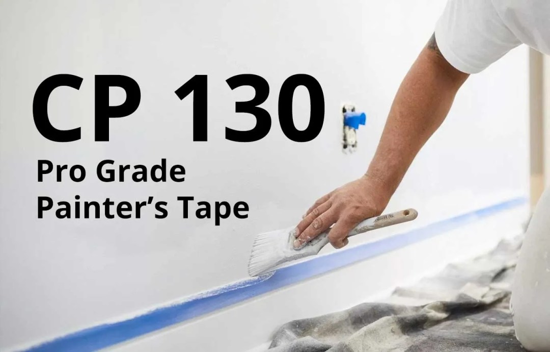 CP 130 Pro Grade Painter's Tape