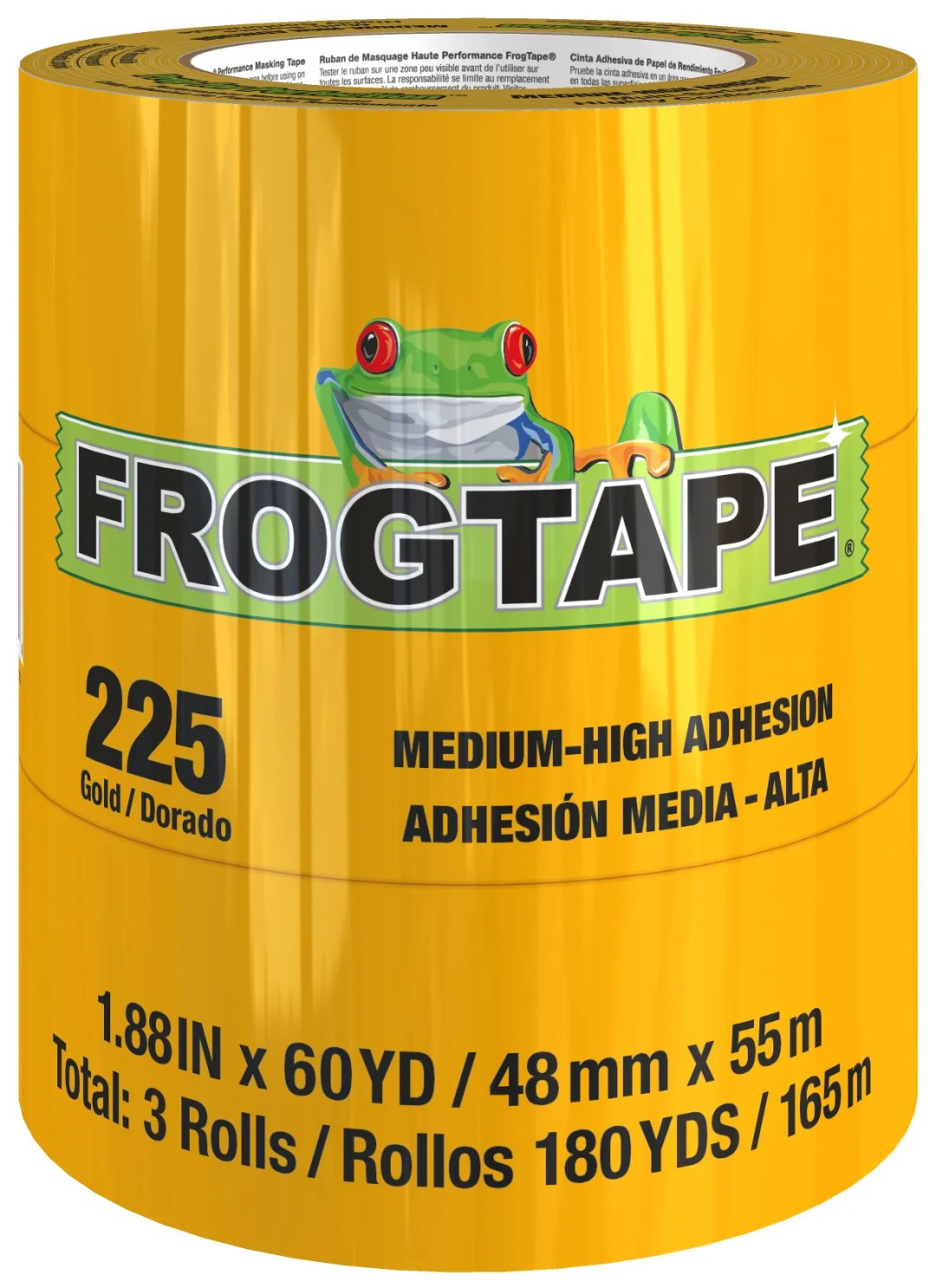 FrogTape® 225 Gold Masking Tape Product Image