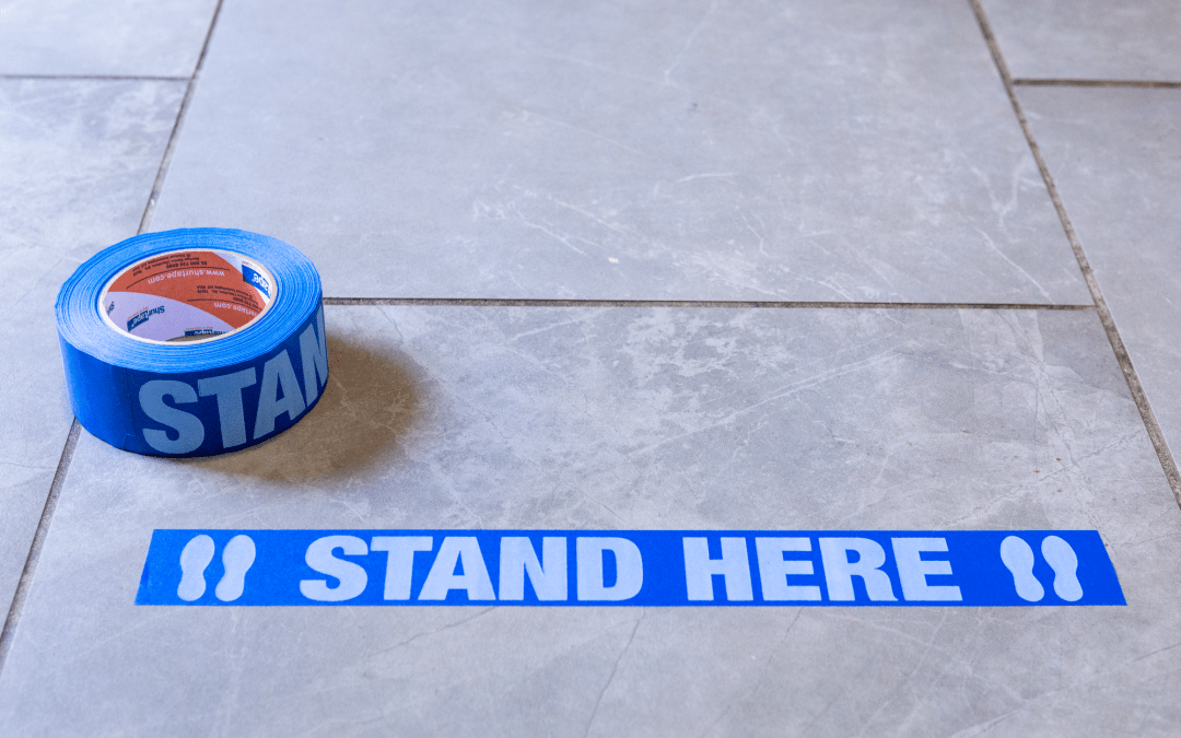 Shurtape Technologies Introduces Shurtape® brand CP 27®P  Multi-Surface Floor Marking Tape