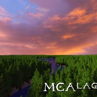 Du Weldenvarden - Minecraft Alagaësia