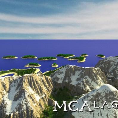 Islands North of the Spine - Minecraft Alagaësia