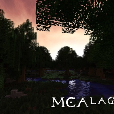Swamp of Aroughs - Minecraft Alagaësia