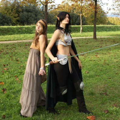 Angela and Arya (source)