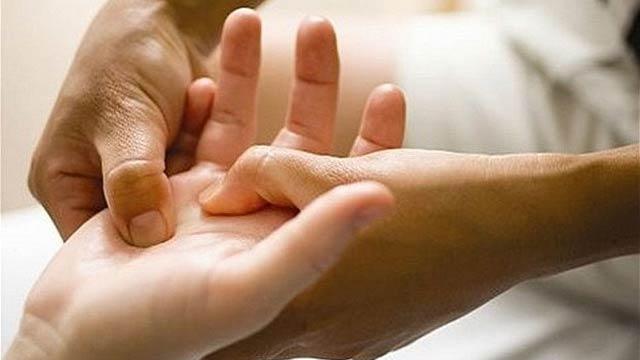Resultado de imagen de mano, terapia