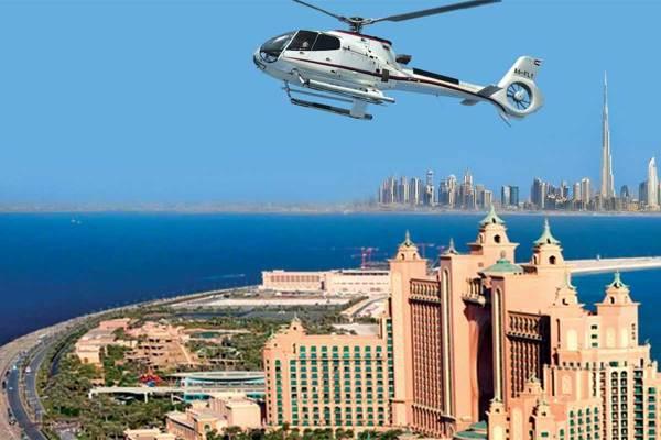 12-Minute Dubai Helicopter Tour 5