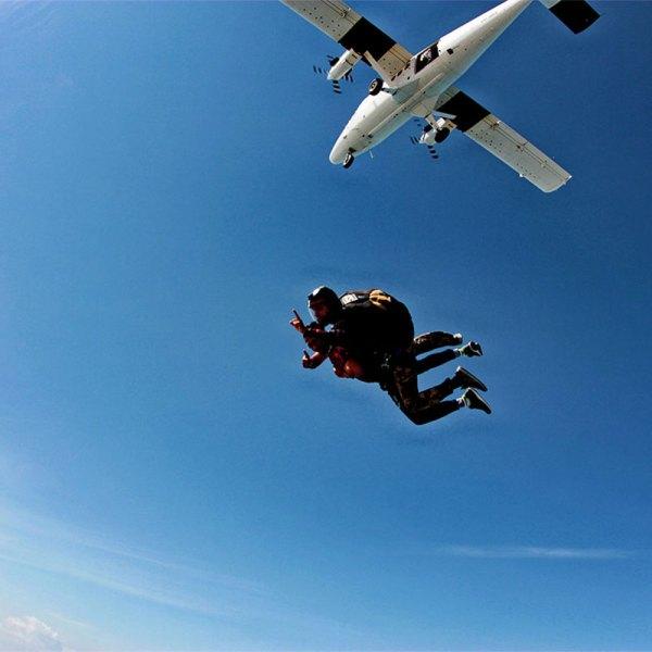 Tandem Skydiving Dubai 4