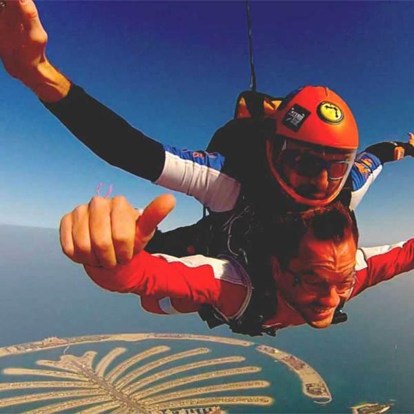 Tandem Skydiving Dubai 6