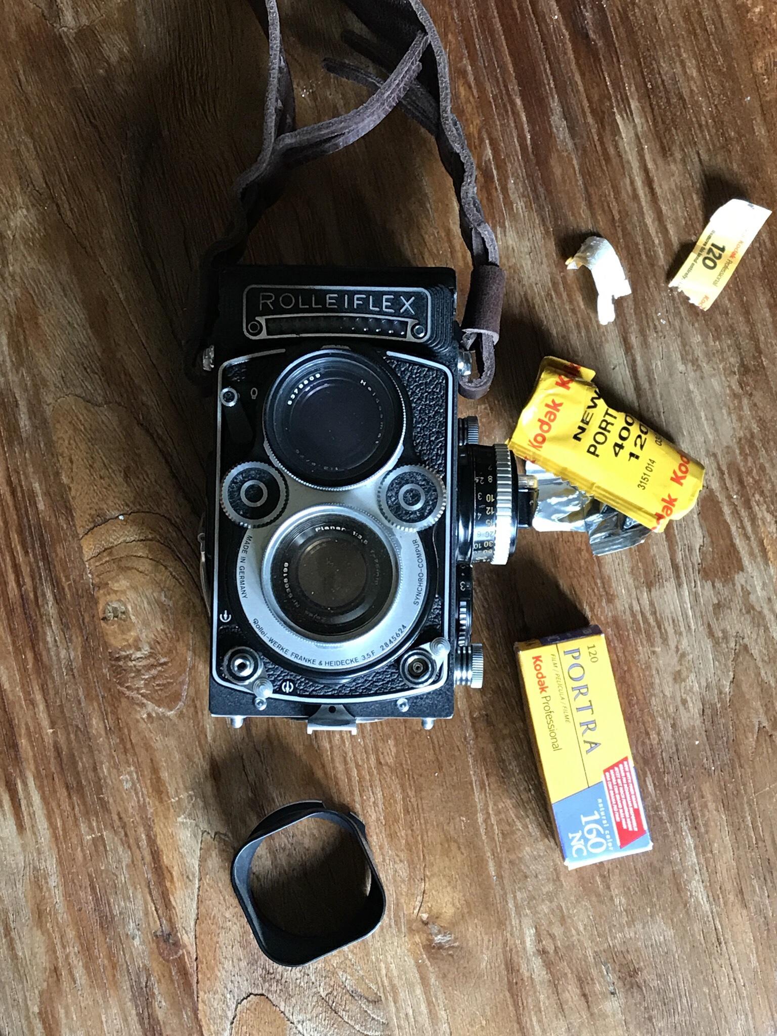 film camera photowalk hong kong