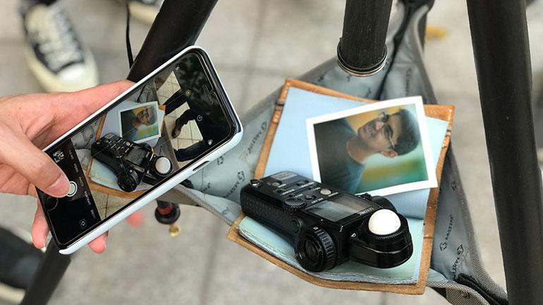 Large Format instant camera vintage