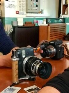 photowalk hong kong film camera instant film