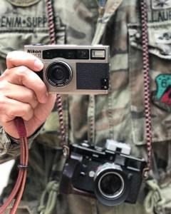 Photowalk Film Camera street photography cameras