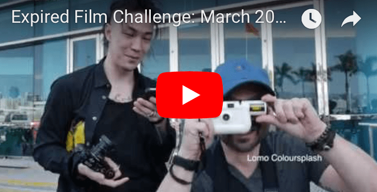 Expired Film Challenge March 2018